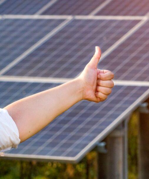 Energía fotovoltaica aurrezki energia